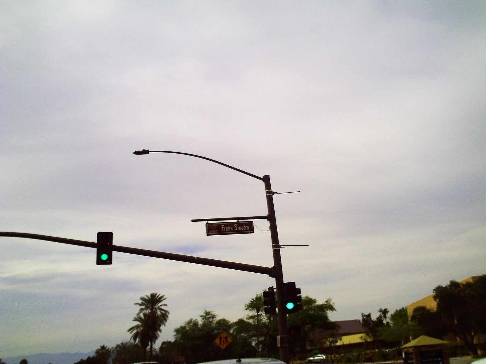 Goldwing Unsersbande - Un couple et une moto dans le Wild West américain 01 jour - Joshua tree park