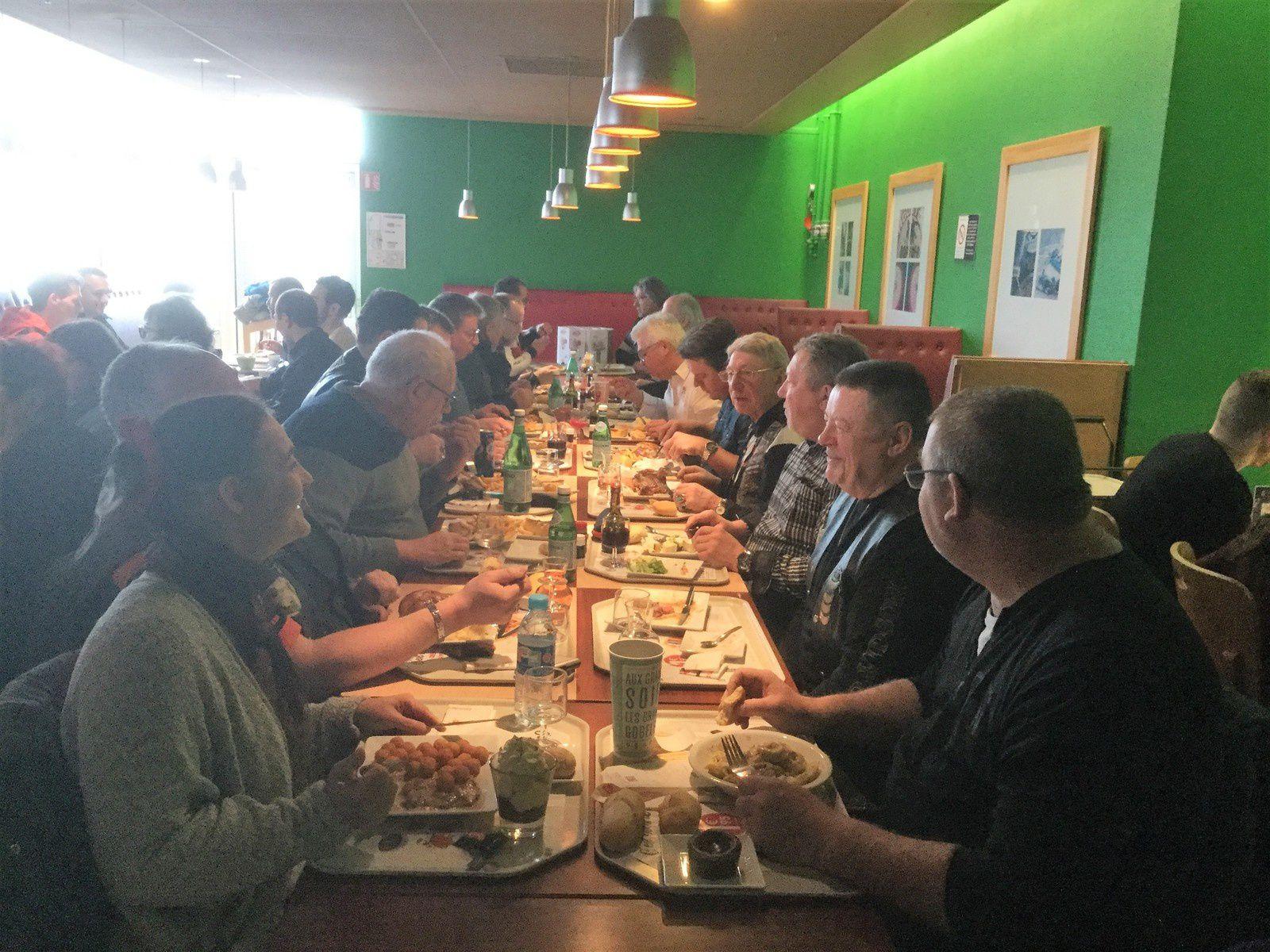 Goldwing Unsersbande - Rencontre hivernale Unsersbande 2018
