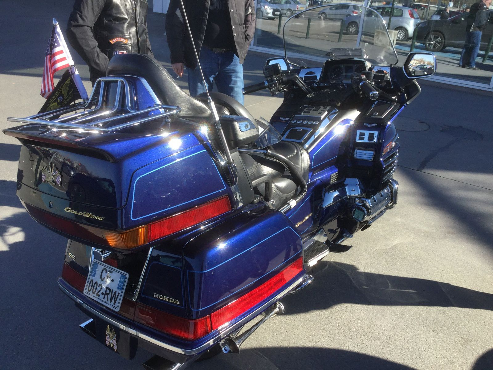Goldwing - Réunion 2019 du Unsersbande