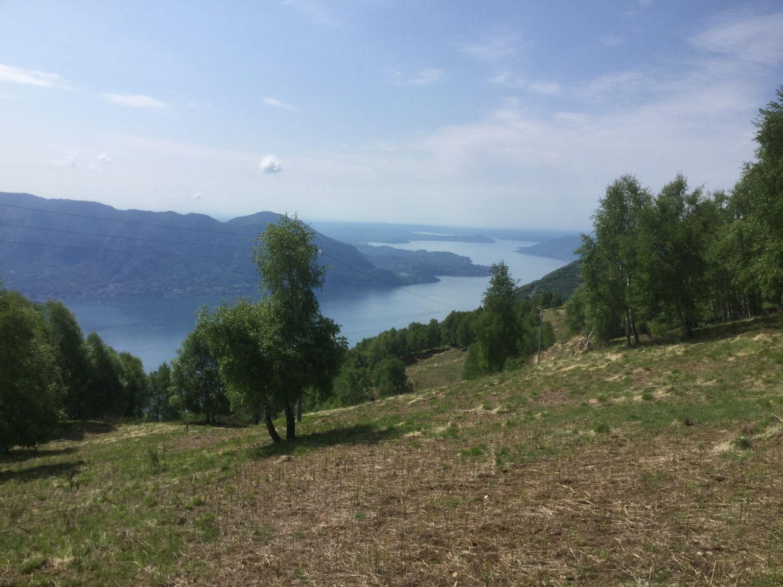Goldwing Unsersbande - voyage au lac de Côme