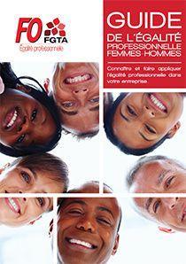 Guide égalité professionnelle FGTA-FO