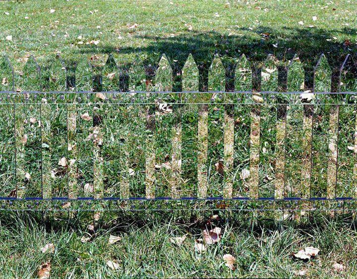 La clôture en toutes saisons