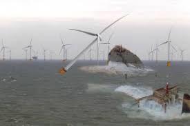 Des éoliennes pour sauver le climat ? Un mensonge d'État !