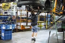 Ford équipe ses ouvriers d'exosquelettes