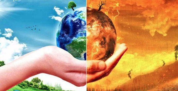 38 % des Américains et 48 % des Français croient au changement climatique anthropique