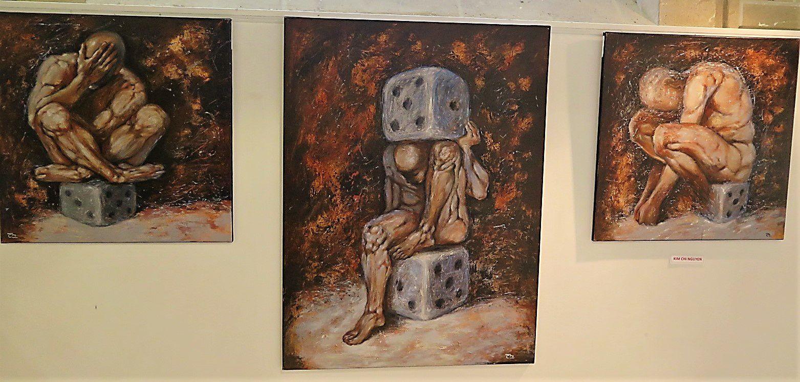 """UN BEAU """"BOL D'ART"""" A LA CHAPELLE DE L'HÔTEL DIEU DE DREUX."""