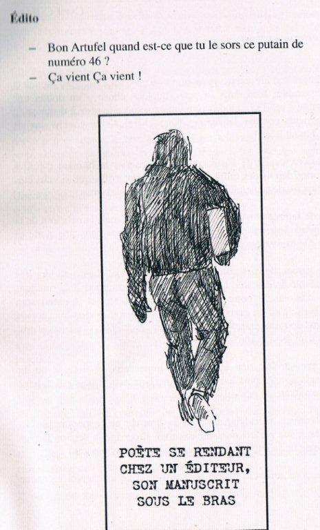 1- page 5 / 2- couverture blaise / 2- 4ème de couv' (y.b.)