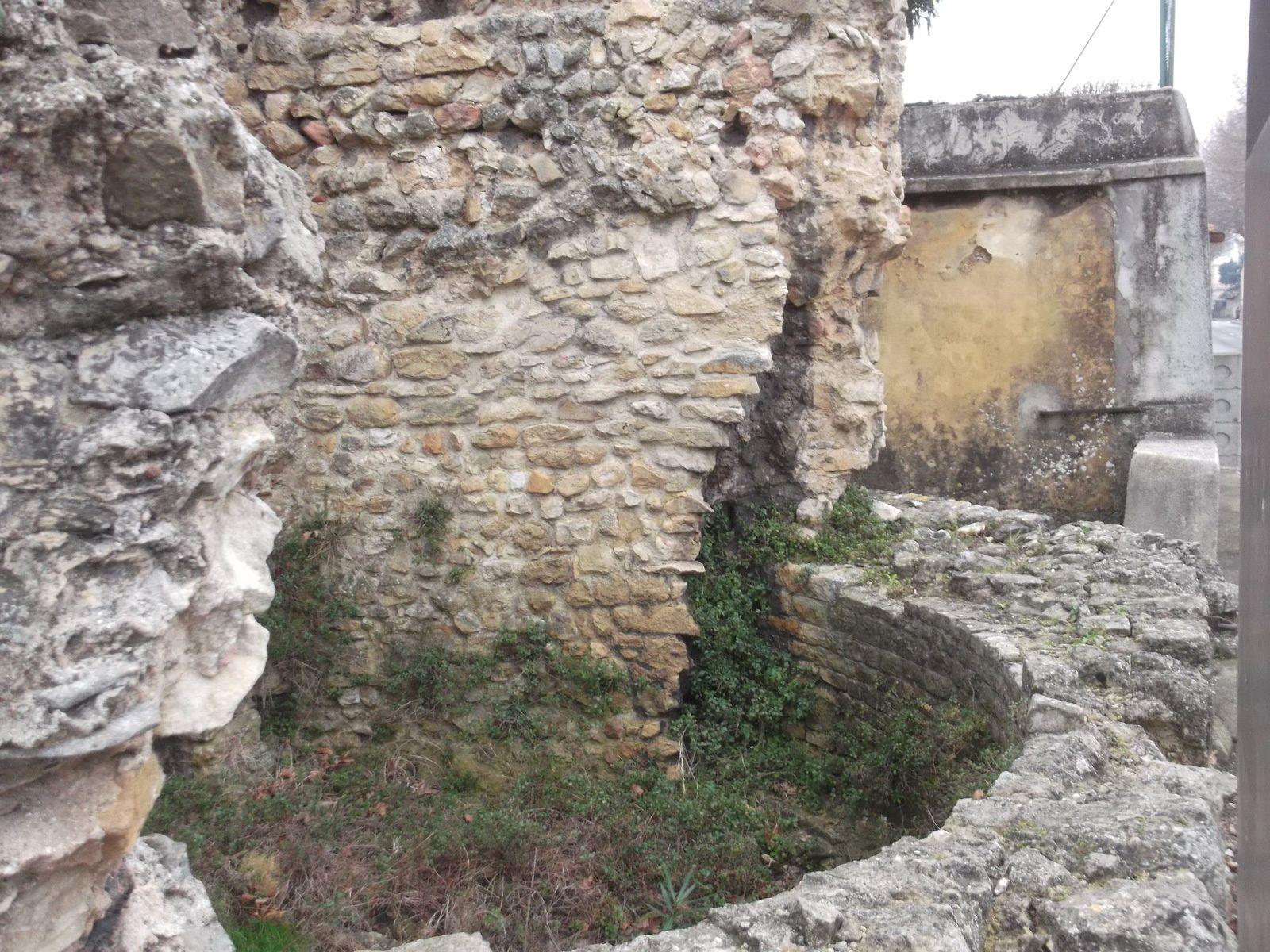 Projet St Clément/ Via Agrippa