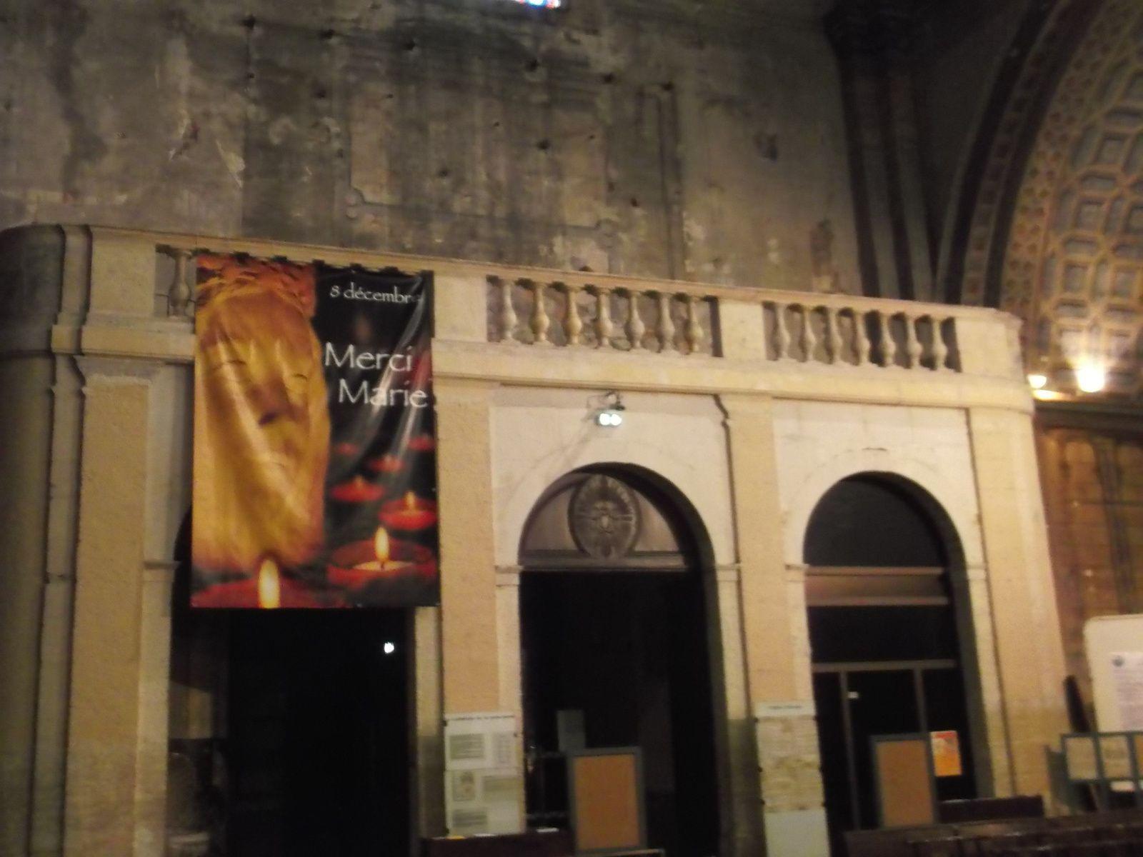 Le chantier pour reinstaller l'orgue à la cathédrale notre Dame, va voir le jour.