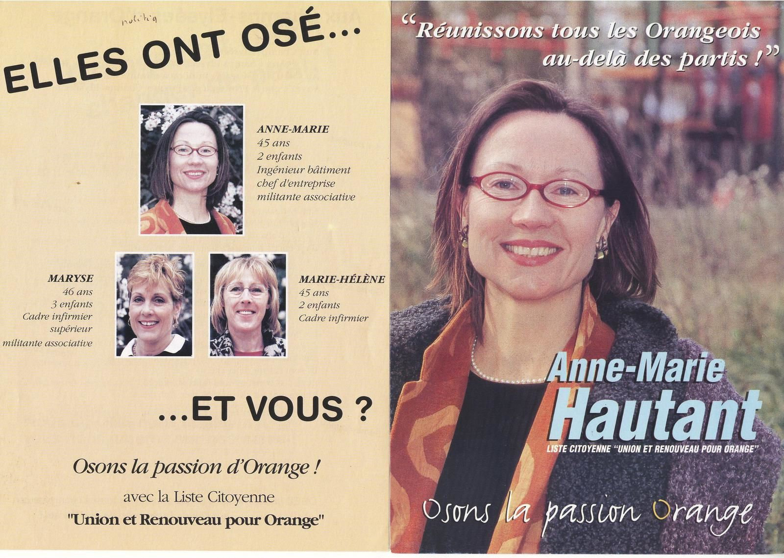 Doc campagne 2001