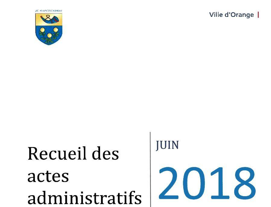 Bisarre le RAA de juin en ligne ce 13 juillet : manque la moitié des décisions du maire!