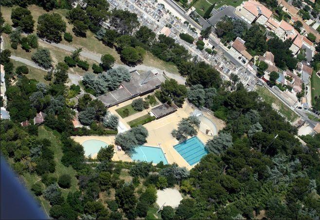 Réhabilitation de l'ancienne piscine des Cèdres? En espace naturel bien sûr!