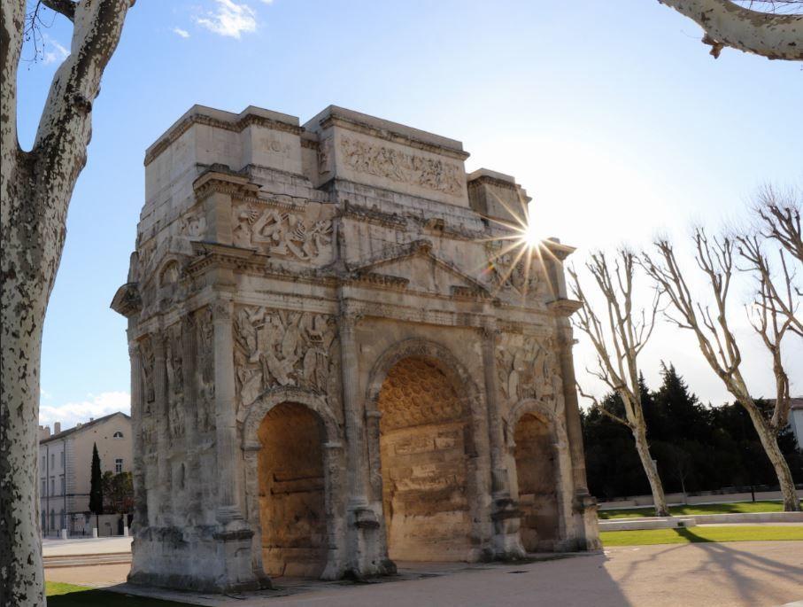 L'Arc de triomphe d'Orange a 2000 ans, ça se fête !