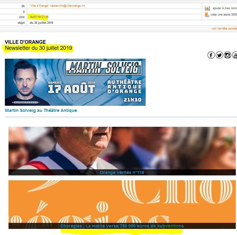 La revue municipale N ° 118 est enfin en ligne.