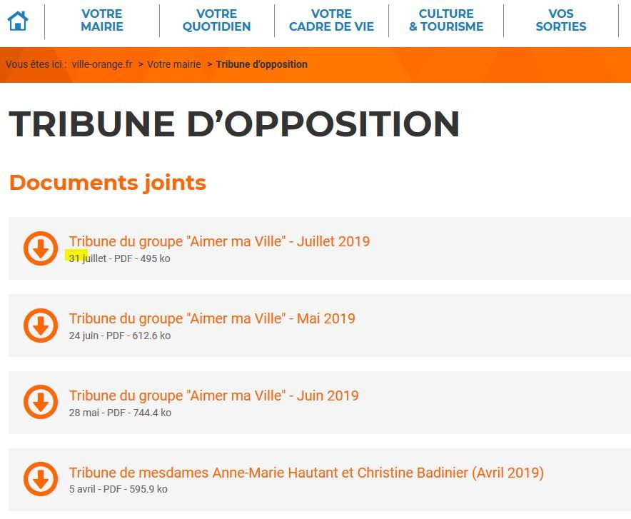 Tribune libre nouvel essai de restriction...Non mais incorrigible!