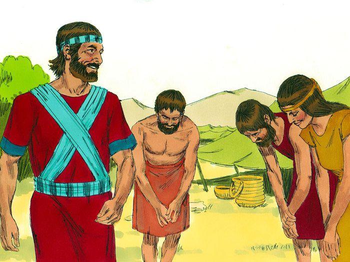 Josué, successeur de Moïse