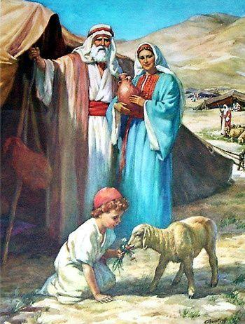 Abraham, Sarah, Isaac