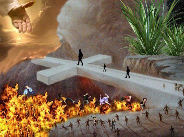 Proverbes 14:12 La voie qui paraît droite à un homme  peut finalement conduire à la mort.