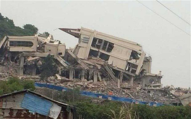 De plus en plus d'églises détruites en Chine