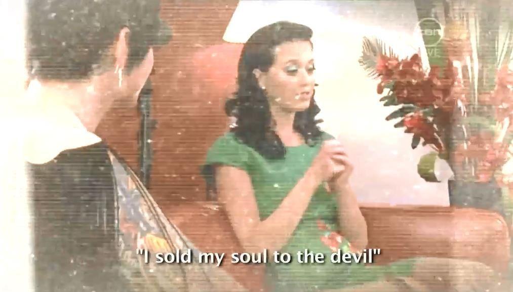 Katy Perry : Ou comment Satan récupère des âmes