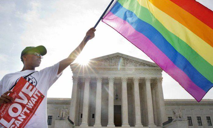 Le règne de l'Antéchrist s'étale dans le monde : Légalisation du mariage gay dans tous les Etats-Unis