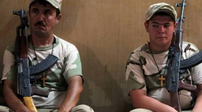 Irak : Une nouvelle milice chrétienne s'arme pour combattre les djihadistes