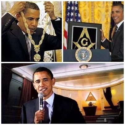Où trouver les symboles : Obama