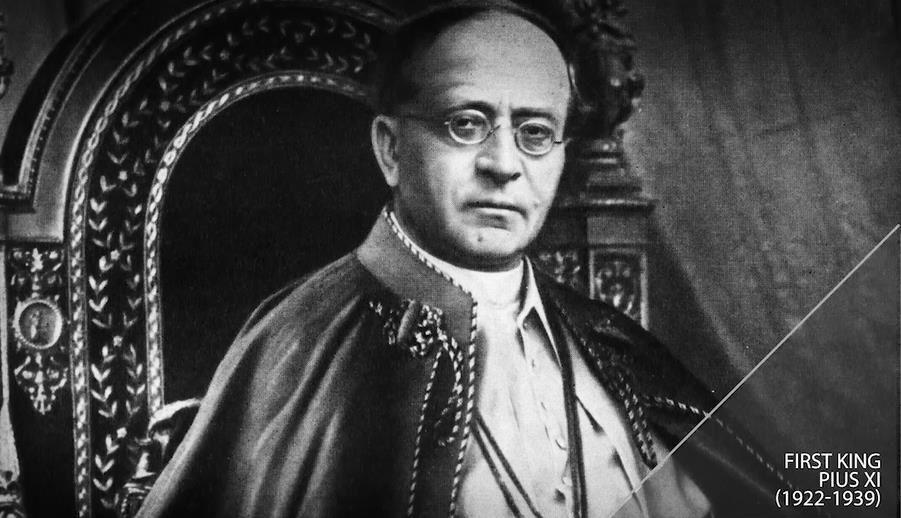 """La """"singularité"""" de François 1er : Dernier pape de l'Apocalypse ?! (mis à jour)"""