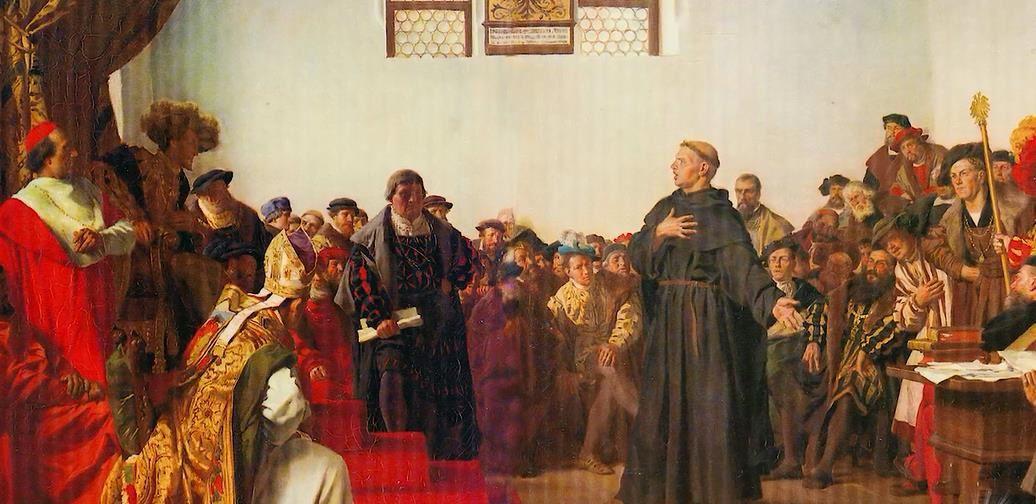 Anniversaire de la Réforme Protestante