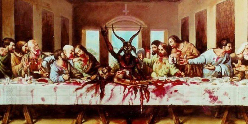 La première marche pour Satan se passe aujourd'hui dimanche 17 Janvier