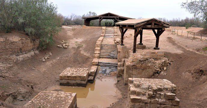 Israël: le lieu où Jésus-Christ a été baptisé classé au patrimoine de l'humanité