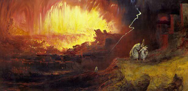 La légendaire ville de Sodome localisée en Jordanie