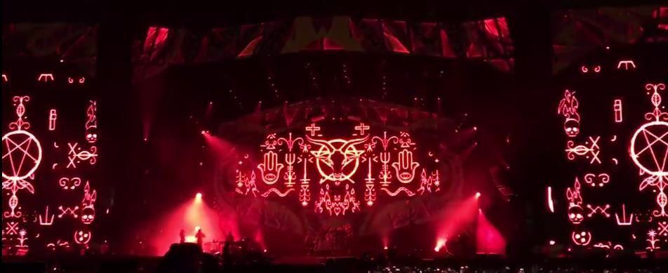 Où trouver les symboles : Compassion Pour Le Diable (Rolling Stones)