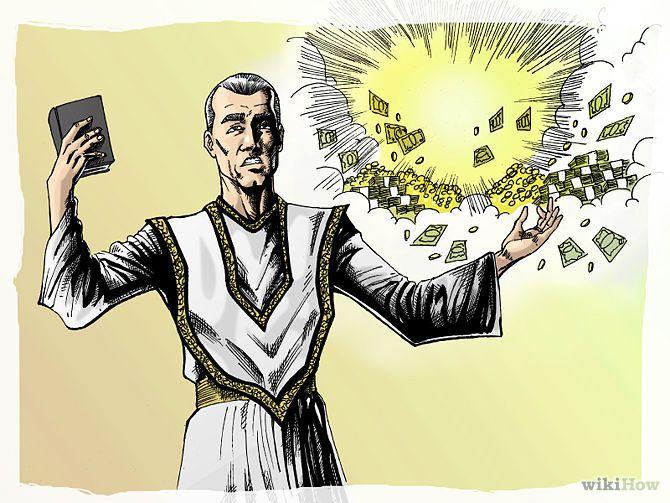 Apostasie : « Dieu est un menteur » si vous n'êtes pas béni après 90 jours de paiement de la dîme !