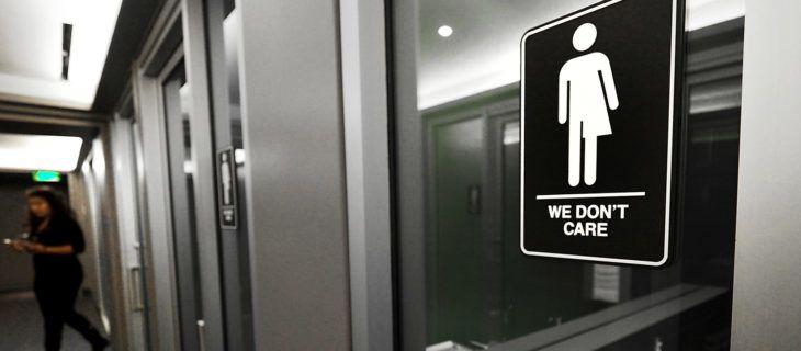 Concrètement, un homme qui se sent femme doit pouvoir accéder aux toilettes des femmes, et inversement.
