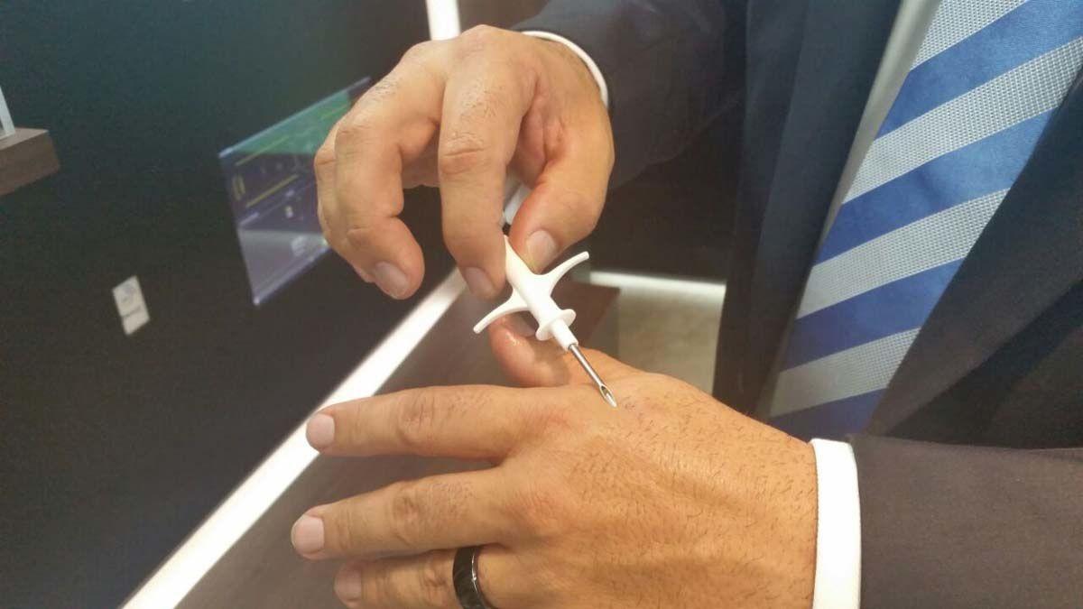 Les implants de micros puce débarquent au Moyen-Orient