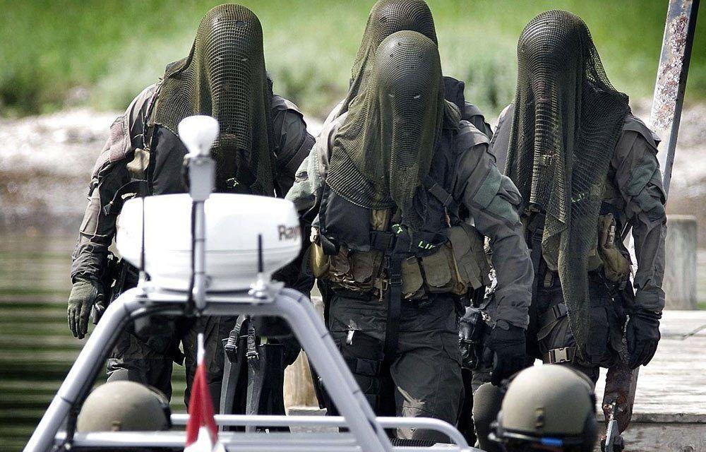 Des troupes militaires effrayantes ! (Plus mon témoignage)