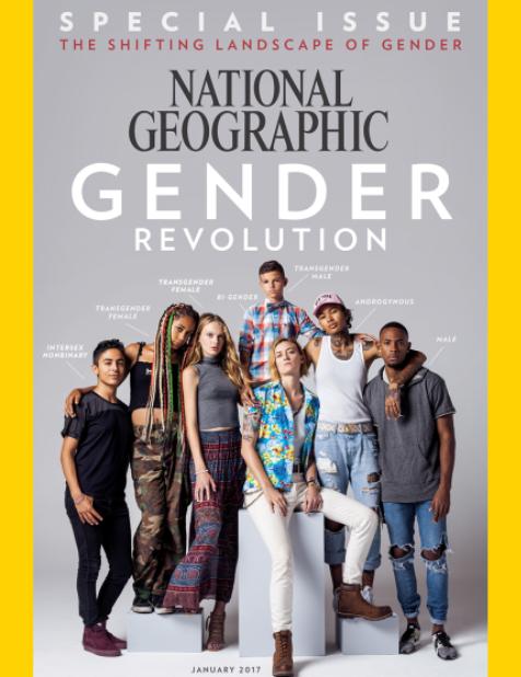 Où trouver les symboles : National Geographic (la révolution du genre)