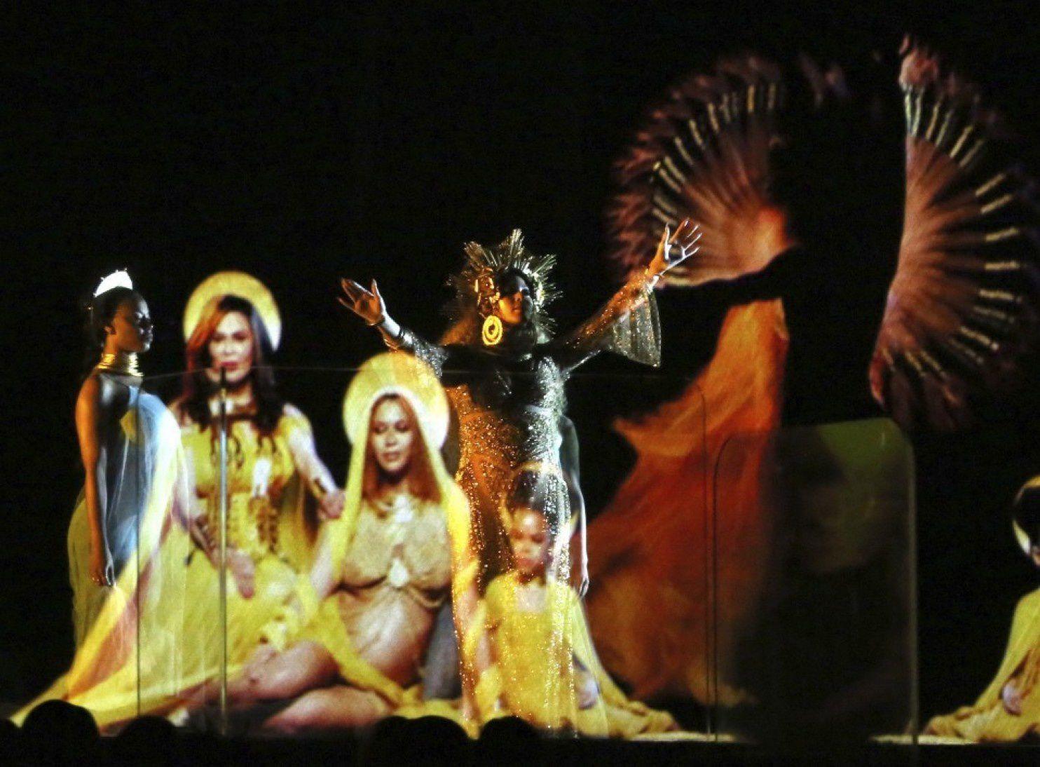Où trouver les symboles : Beyoncé rend hommage aux Astartés !