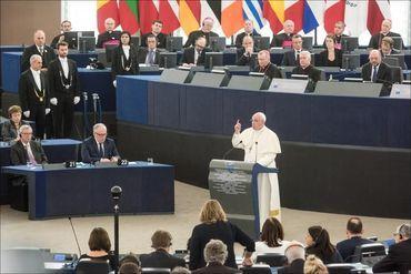 Les leaders européens, demandent de l'aide au Pape