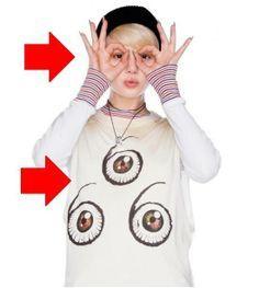 Où trouver les symboles ? : Divers Oeil qui voit tout (satan)