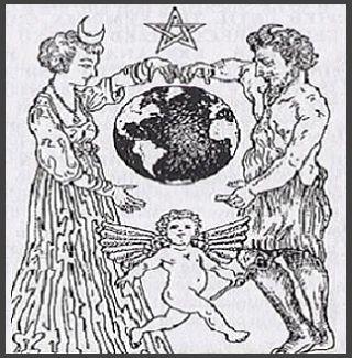 """L'idôle féminine """"Méni"""" condamanée dans la Bible"""