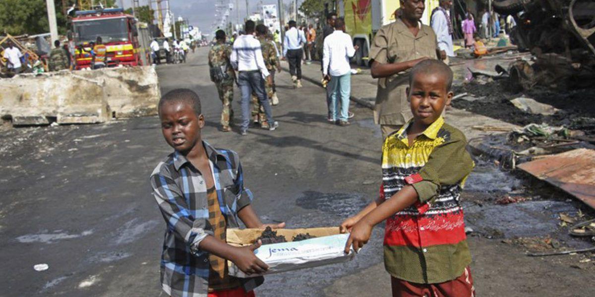 Somalie : L'historique et meurtrière attaque terroriste fait 276 morts et 300 blessés
