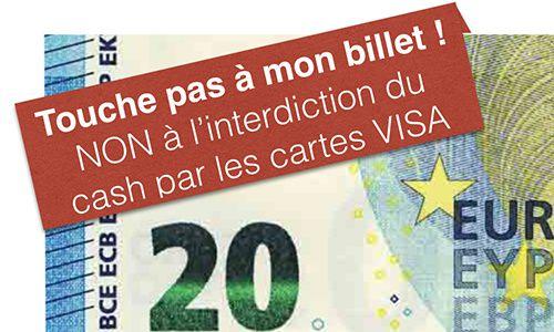 Directeur général de la société Visa, Monsieur Alfred Kelly  : « Notre objectif est de supprimer l'argent liquide »