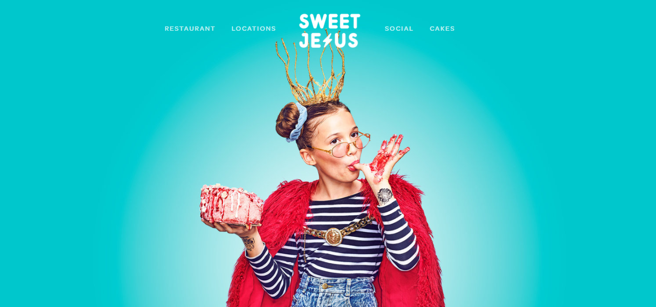 Sweet Jesus : Le marketing dérangeant d'une franchise de crème glacée à la mode