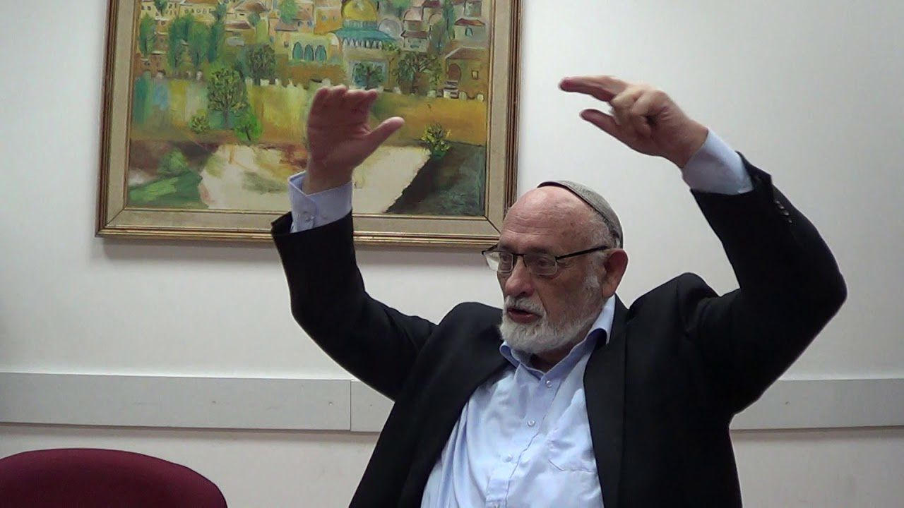 Rabbi Yeshayahu Hollander