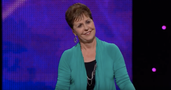 (Screenshot: YouTube)Joyce Meyer shares her thoughts on tattoos, March 14, 2018.