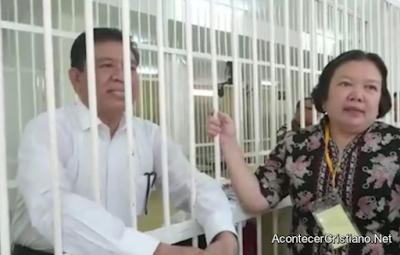 Le pasteur est condamné à 4 ans de prison pour avoir partagé l'Évangile dans un Taxi !