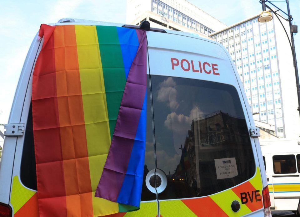 Gay pride de Londres 2018 Images thesun