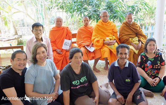 Des bouddhistes se convertissent à Jésus, après que Dieu a protégé le village d'une forte tempête